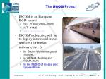 the iscom project