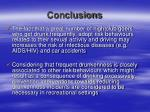 conclusions19
