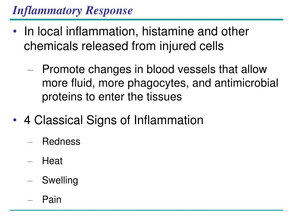 Inflammatory Response