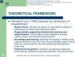 theoretical framework6