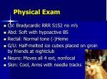 physical exam4