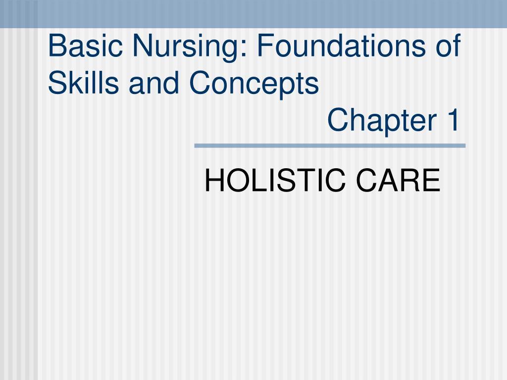 holistic care l.