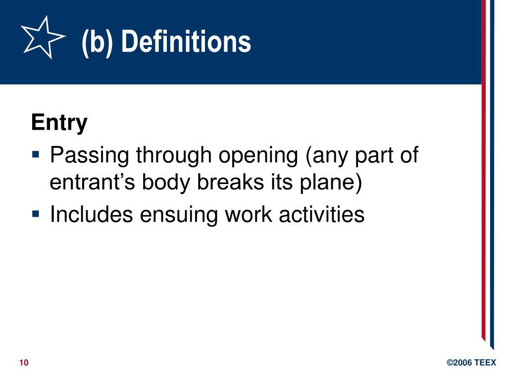 (b) Definitions