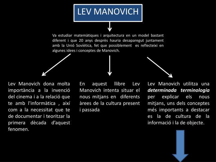 Lev manovich2