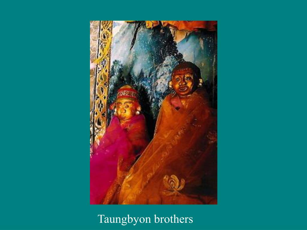 Taungbyon brothers