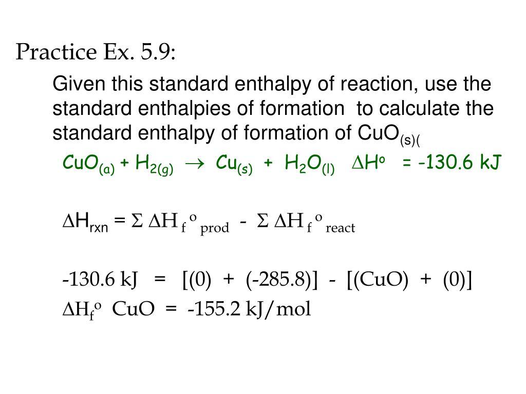 Practice Ex. 5.9: