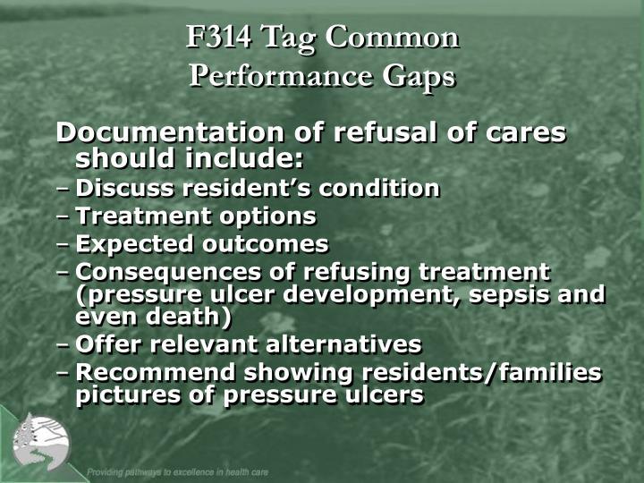 F314 Tag Common