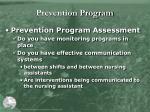 prevention program1
