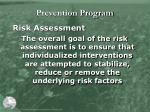 prevention program2