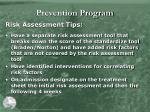 prevention program6