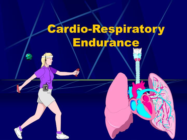 Cardio Respiratory Endurance on high blood pressure diagram