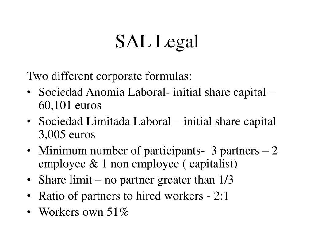 SAL Legal