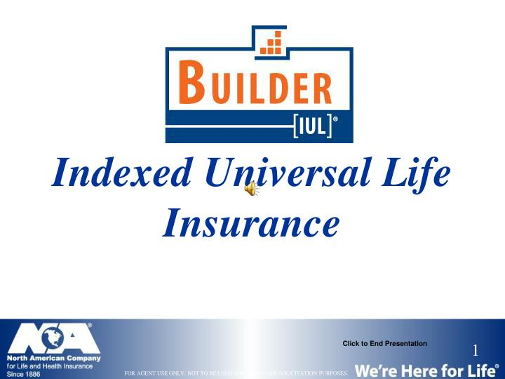 PPT - Indexed Universal Life Insurance PowerPoint ...