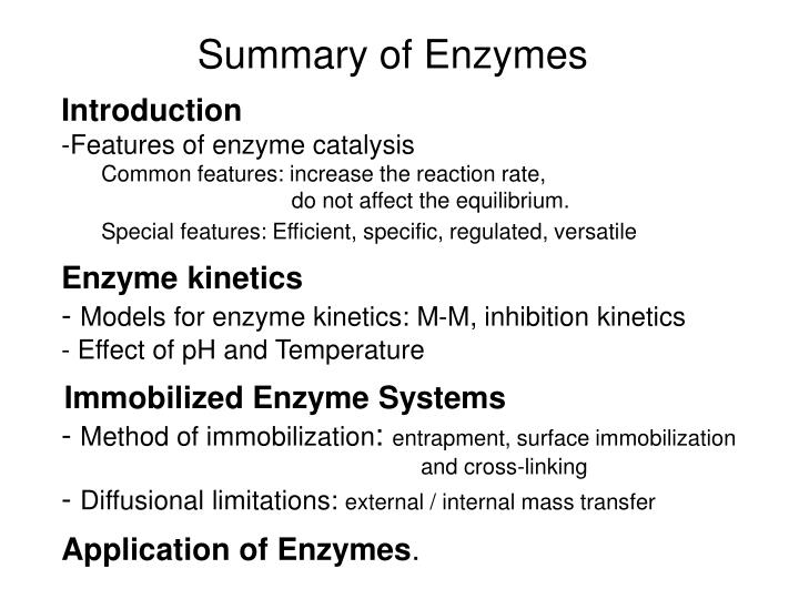 enzyme furnace ppt industrial production and utilization of enzymes powerpoint
