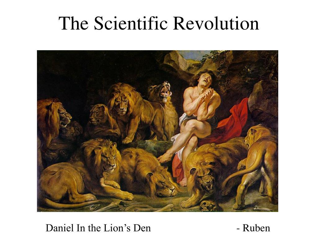 the scientific revolution l.