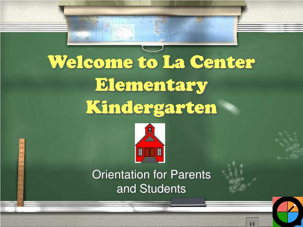 Orientation for Parents and Students