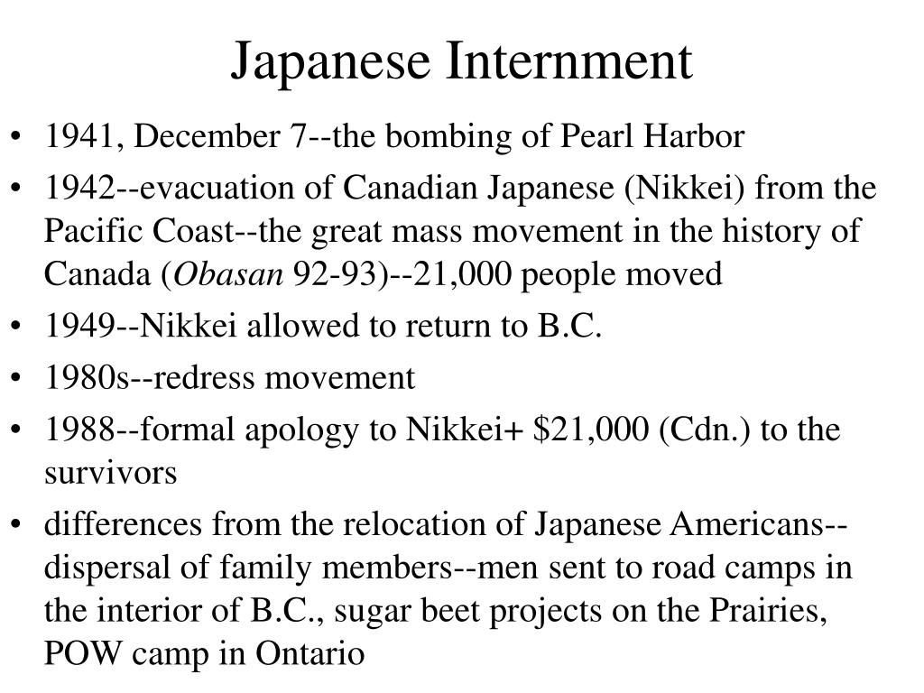 was the japanese internment eithical essay When the japanese attacked pearl harbor on december 7, 1941, my grandmother, aiko nishi, was an eager 18-year-old sophomore at san francisco state university who dreamed of becoming a teacher.