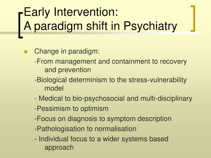 early interventions The importance of early intervention (services for children zero-three years) and early childhood education programs (services for those three-five years) for young children with autism spectrum disorder (asd) has been well documented in the literature (n.