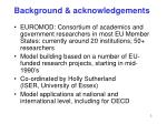 background acknowledgements