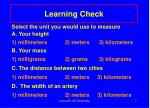 learning check7