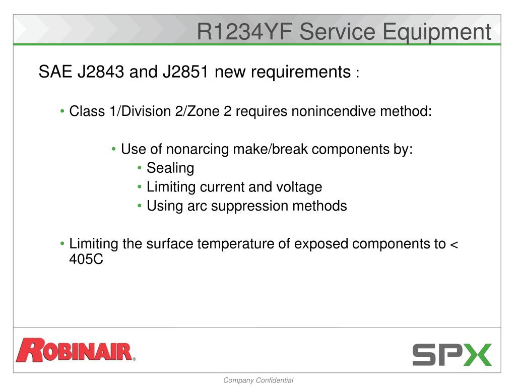 PPT - R1234YF Service Equipment PowerPoint Presentation - ID
