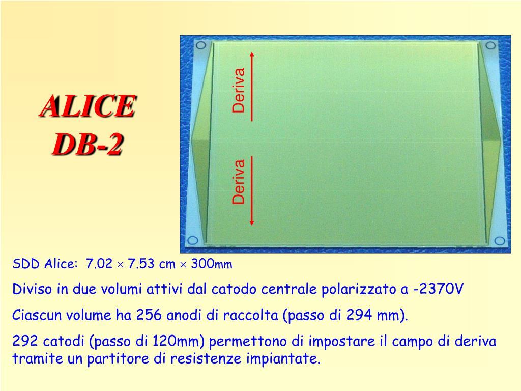 ALICE DB-2