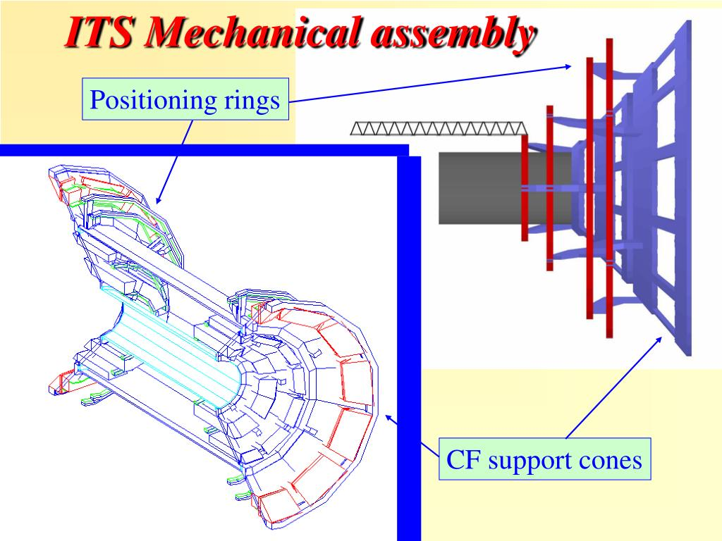 ITS Mechanical assembly