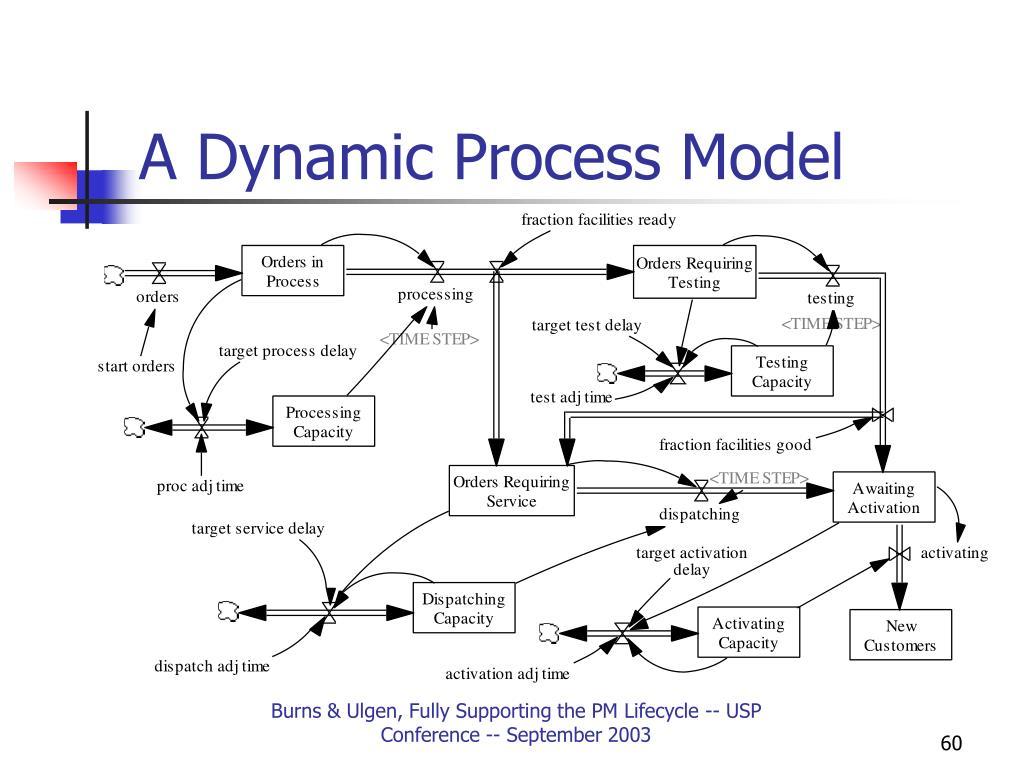 A Dynamic Process Model