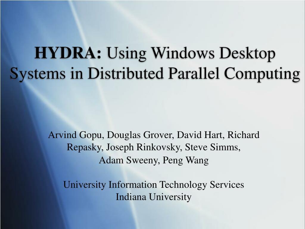 HYDRA: