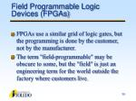 field programmable logic devices fpgas30