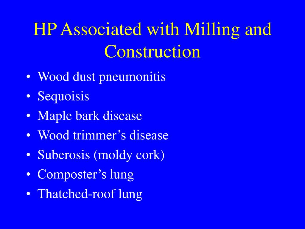 HP Associated with Milling and Construction
