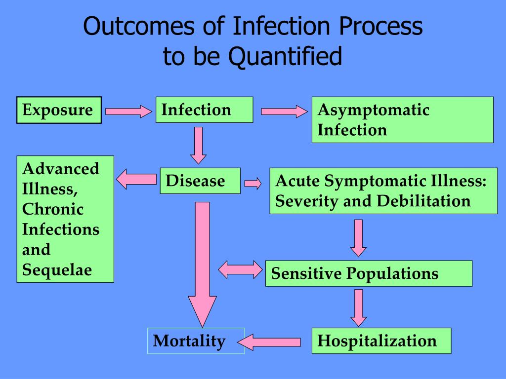 Outcomes of Infection Process