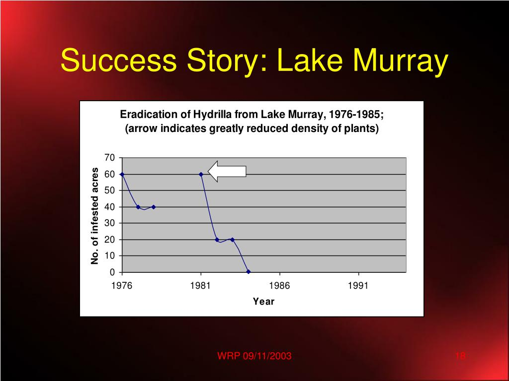 Success Story: Lake Murray