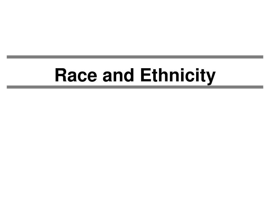 an analysis of the concepts of race and ethnicity in australia