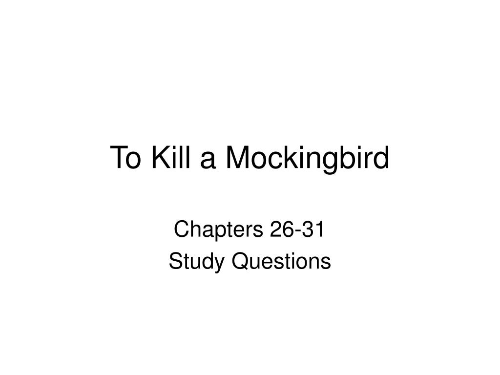 to kill a mocking bird questions To kill a mockingbird questions back next  bring on the tough stuff - there's not just one right answer.