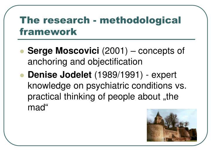 (PDF) Notes Towards a Description of Social Representations