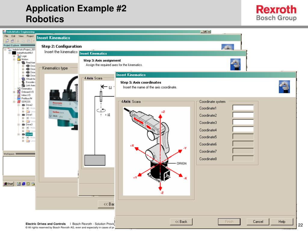 ppt - bosch rexroth sercos iii automation solutions  u0026 applications powerpoint presentation