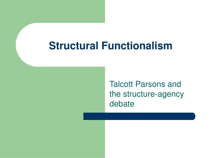agency and structure debate in sociology From sociology to international relations theory the tendency has been to keep separate the twin conceptual pairings structure/agency, material/ideational given the considerable influence of avowedly constructivist perspectives in international relations' structure-agency debate this is all the more remarkable.