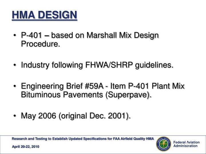 Hma design