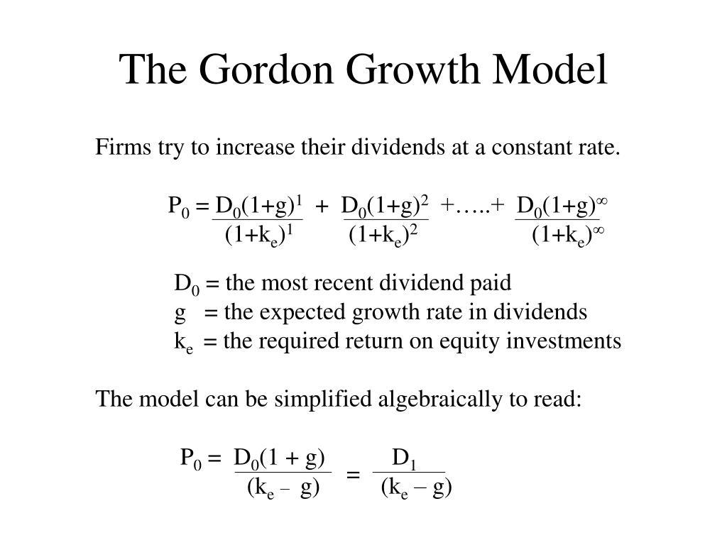 PPT Stock Valuation PowerPoint Presentation ID309606