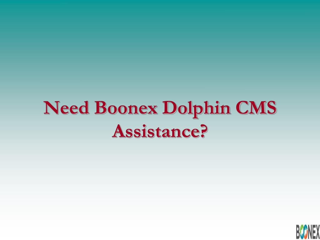 need boonex dolphin cms assistance l.