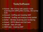 tools software