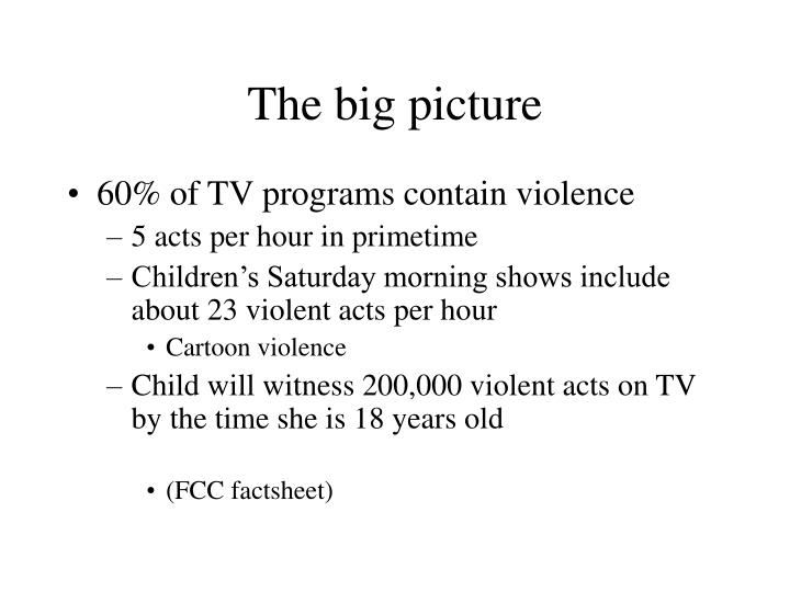 essay about tv violence and children Violence has become a law with tv  essay on violence and television  and since a few years what has caused much concern is the violence on children.