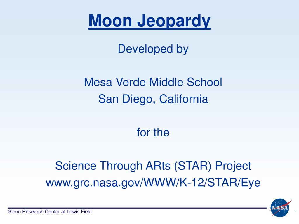 PPT - Moon Jeopardy PowerPoint Presentation - ID:310130