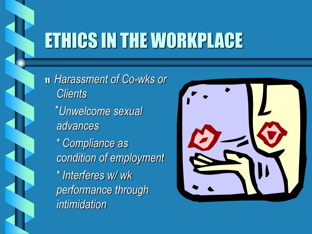 outcome of ethics in the workplace