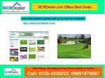 ncrdealer com offers best deals6