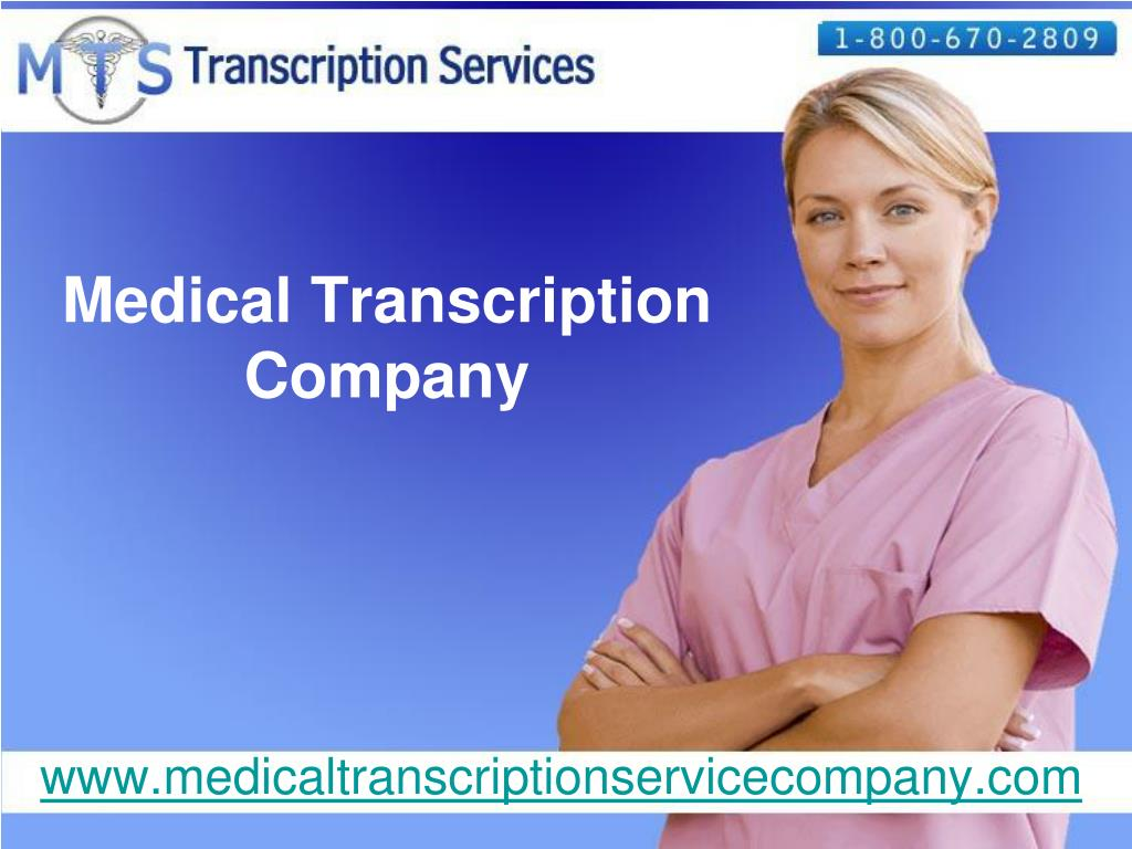 medical transcription company l.