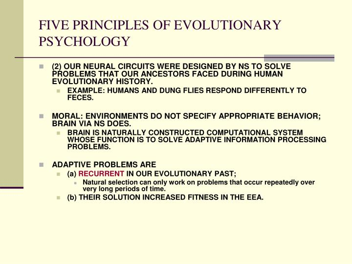 Ppt Theoretical Perspectives On Development Ethology