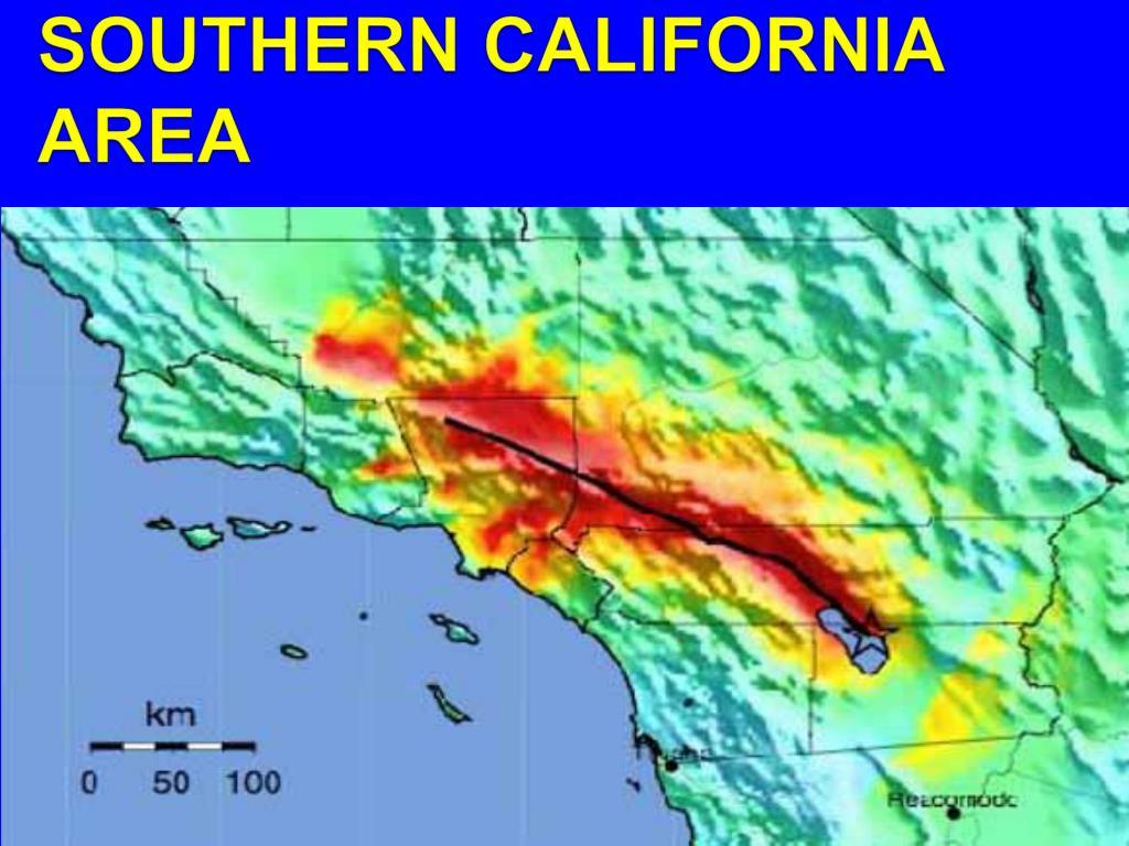 SOUTHERN CALIFORNIA AREA