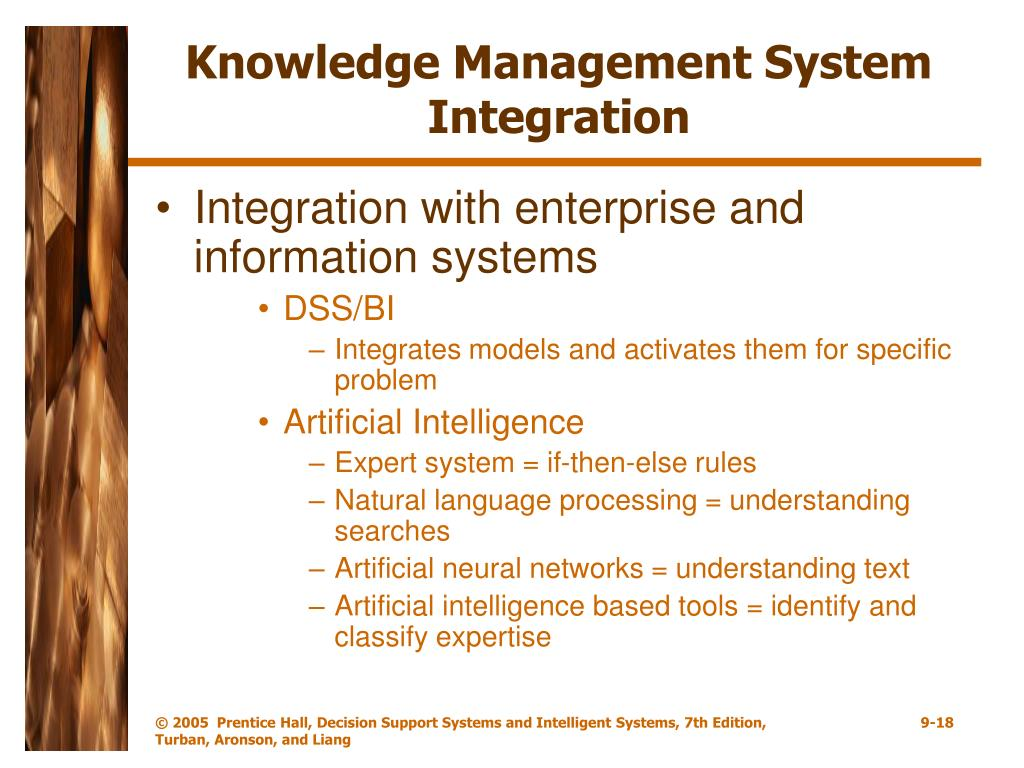 Knowledge Management System Integration